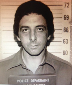 Edward Acquisto mugshot from the late 1970s (Courtesy: Woonsocket Police)